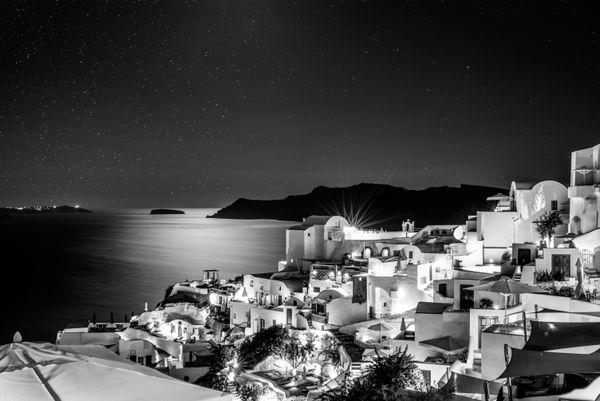 Santorini After Dark thumbnail