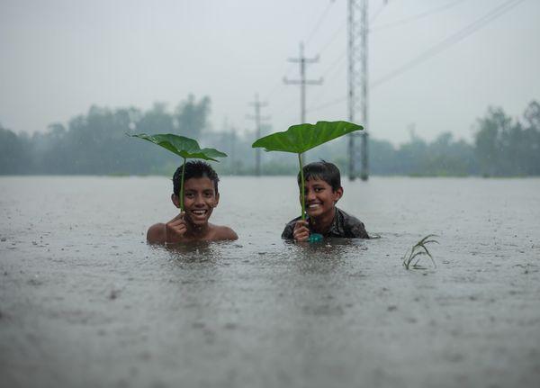 Enjoy the rain thumbnail