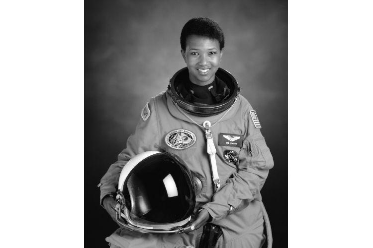 Dr. Mae Jamison, 1992, NASA.