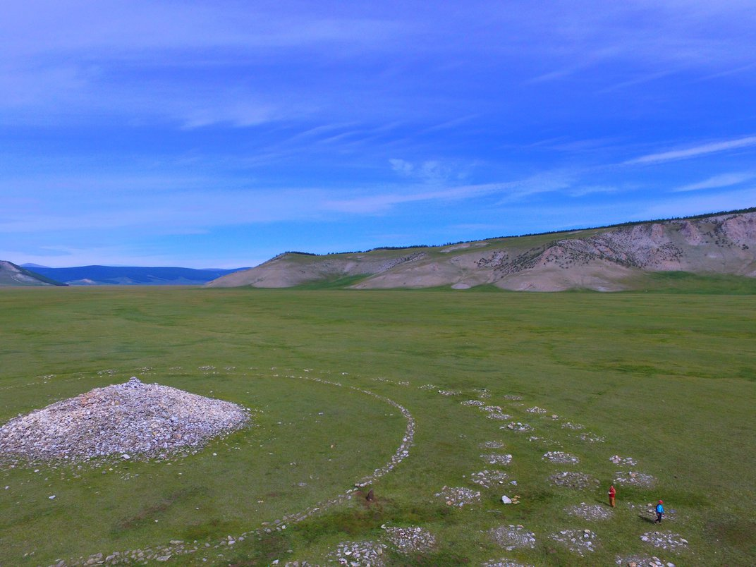 As Mongolia Melts, Looters Close In On Priceless Artifacts