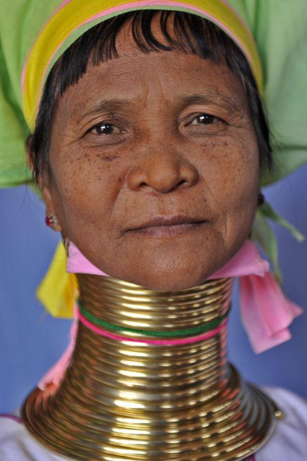 Tribal Woman in Myanmar thumbnail