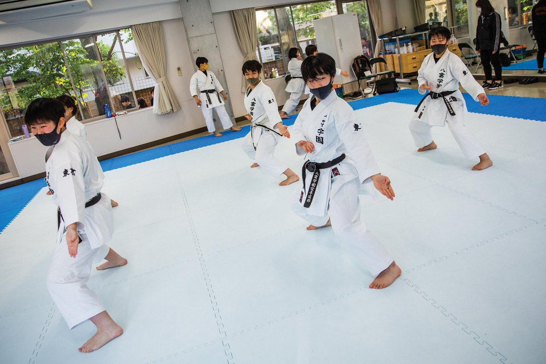 The Centuries-Old Sport of Karate Finally Gets Its Due at the Olympics