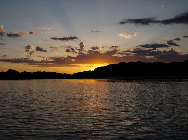 Sunset at the Cove thumbnail