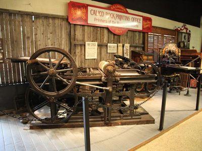 The International Printing Museum