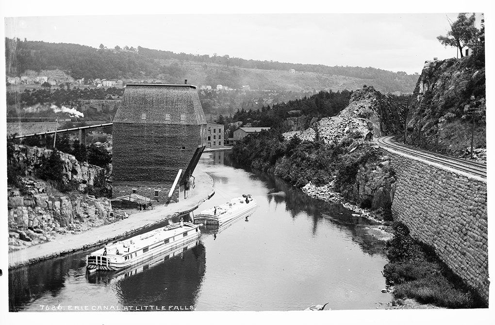 Thank the Erie Canal for Spreading People, Ideas and Germs Across America