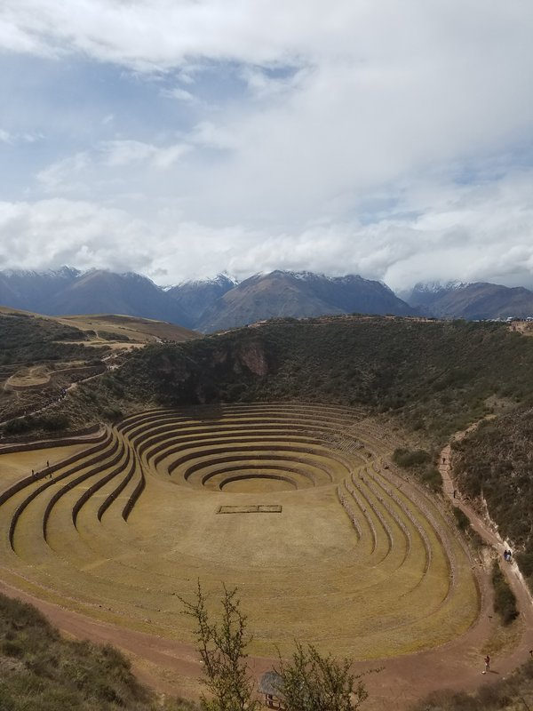 A wonder of Peru in Maras thumbnail