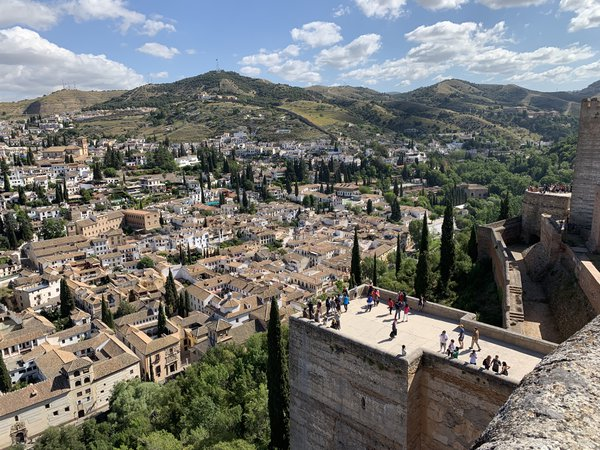 Alhambra from the top thumbnail
