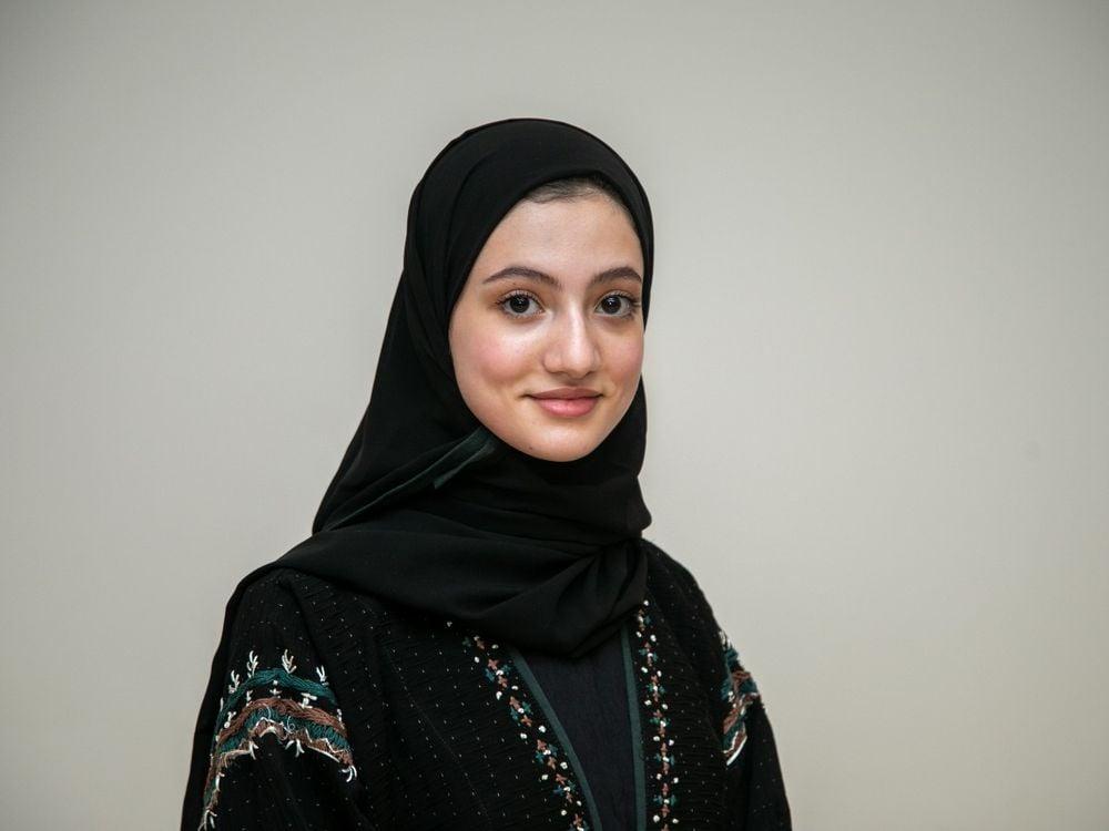 headshot of Rasha Alqahtani