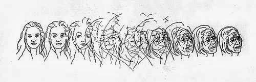 Aging Process, Charles Csuri