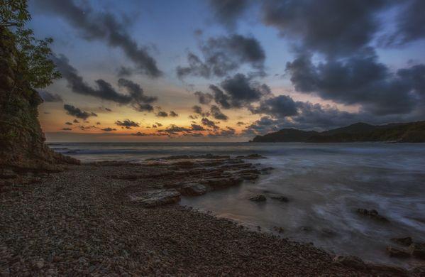Bahia Majagual at Sunset thumbnail