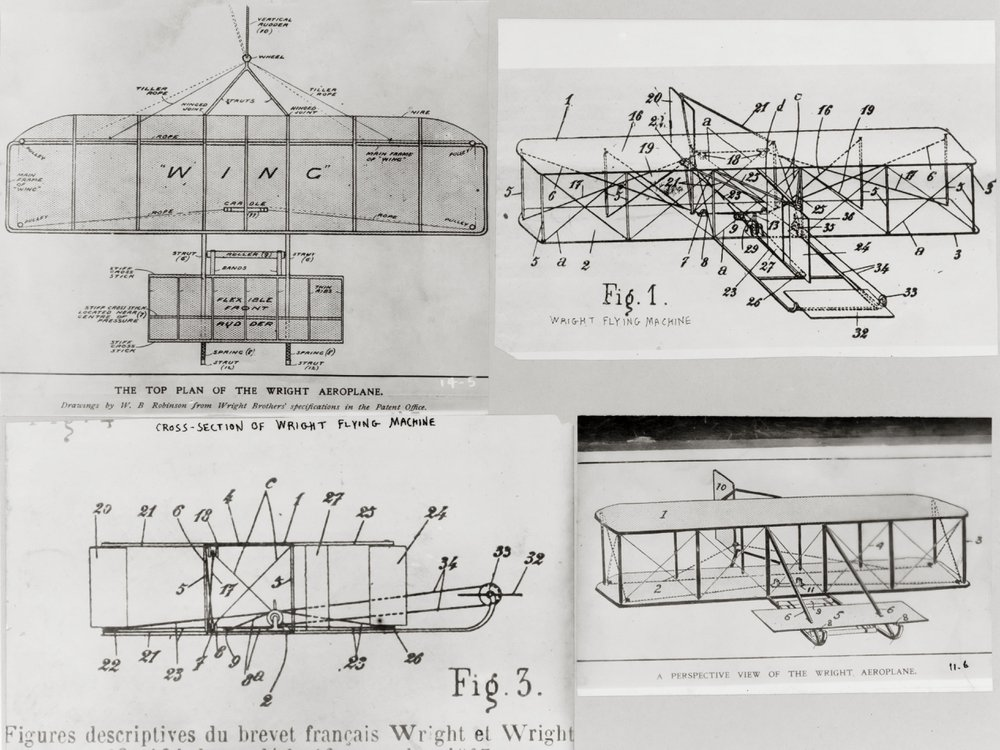 Wright Brothers' Patent