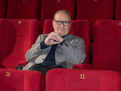 """Ennio Morricone, """"Il Maestro"""""""