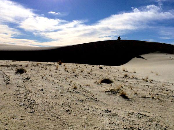 Meditating on White Sands thumbnail