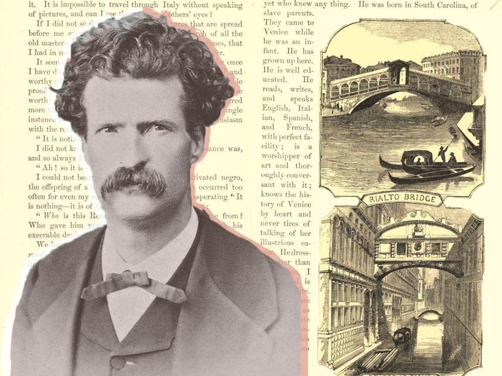 Mark Twain Innocents Abroad
