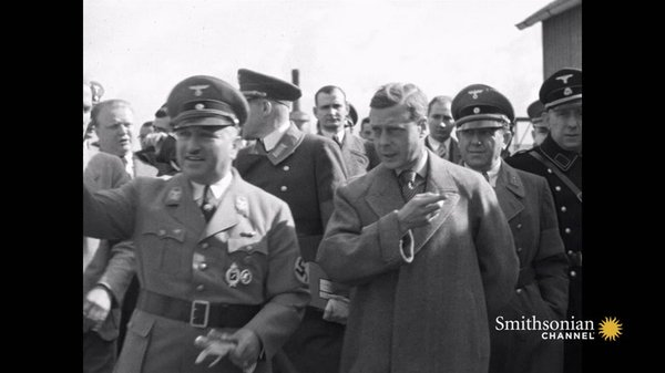 Preview thumbnail for A Former King of Britain Paid a Visit to Nazi Germany