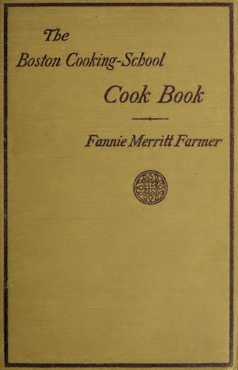 The Making of the Modern American Recipe