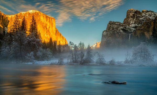Yosemite Sunset thumbnail