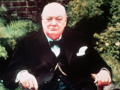 """""""History will be kind to me,"""" wrote Winston Churchill, """"for I intend to write it myself."""""""