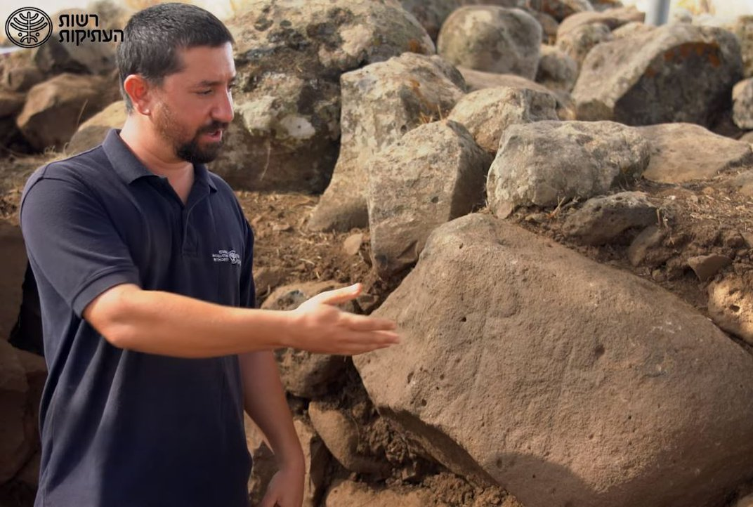 Archaeologists in Golan Heights Unearth Fort Dated to Time of Biblical King David