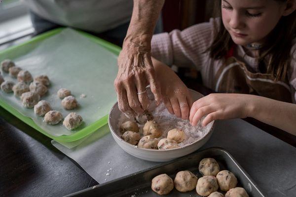 Baking with Nana thumbnail