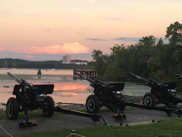 Cannons on the Potomac thumbnail