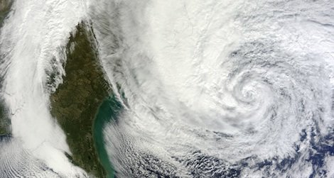 New research finds that the superstorm's massive ocean waves produced seismic activity as far away as Seattle.