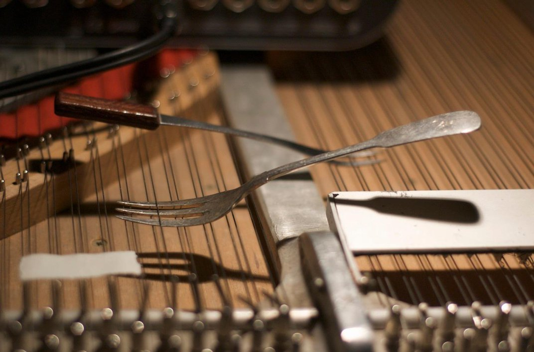 How Composer John Cage Transformed the Piano—With the Help of Some Household Objects