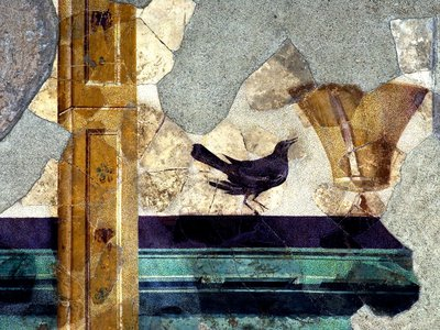 A fresco from Augustus' house in Rome