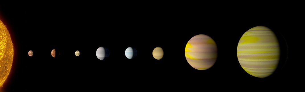 How AI Found the First Eight-Planet Solar System Beyond Our Own