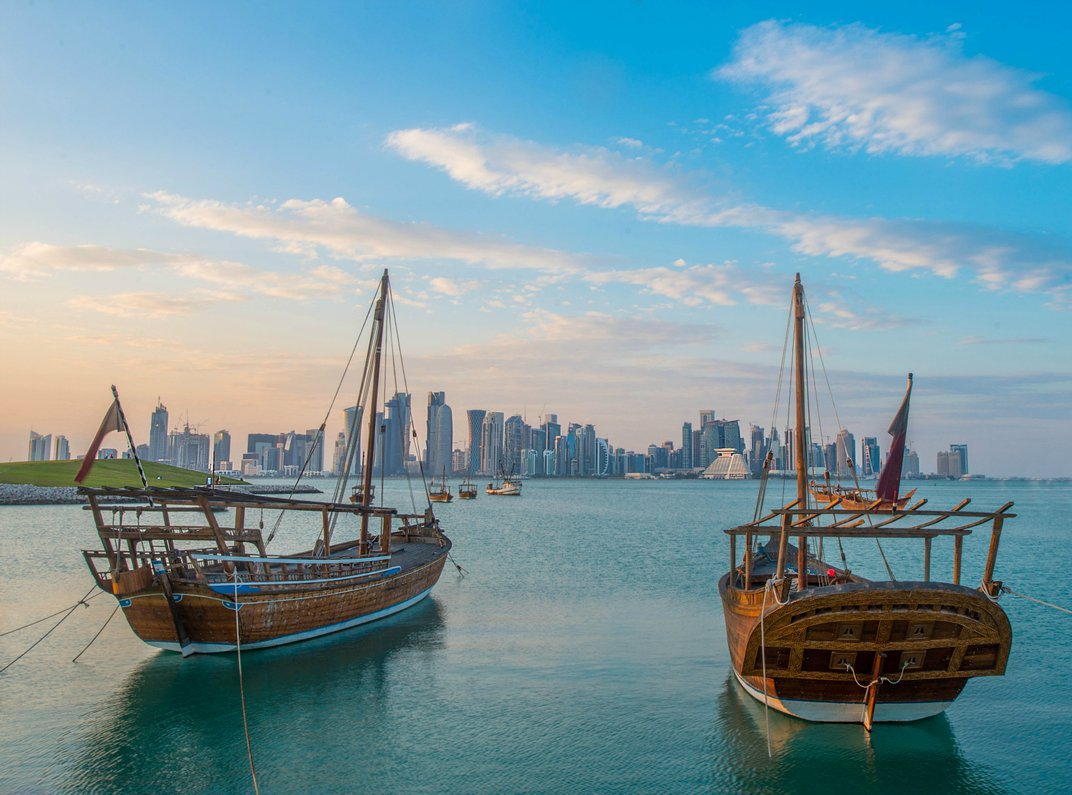 96 Hours in Qatar