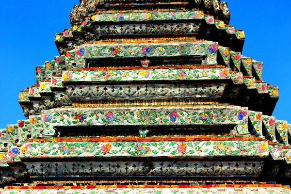 Thai Pagoda Decoration Style thumbnail