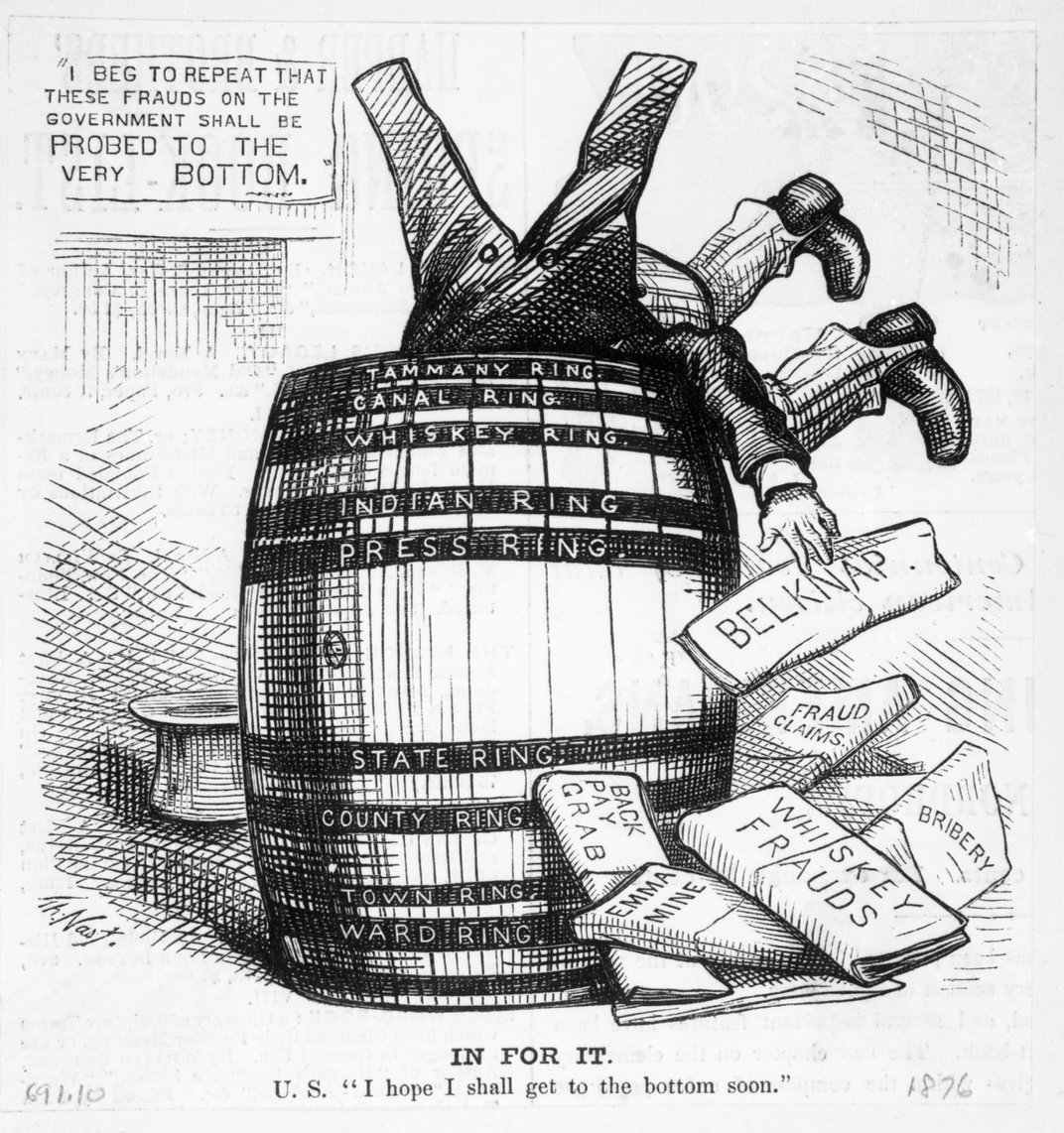 The Whiskey Wars That Left Brooklyn in Ruins