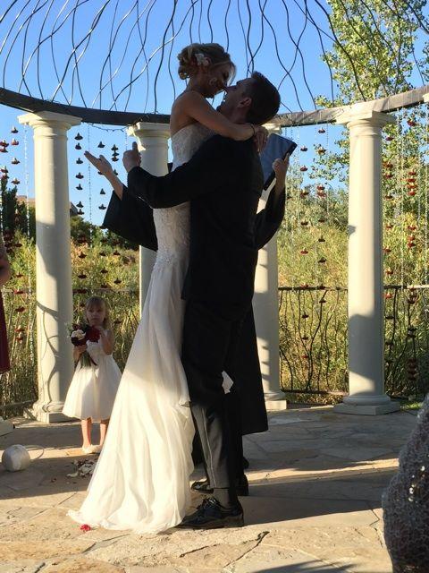 You may kiss the bride! thumbnail