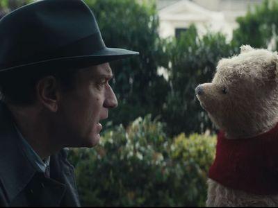 Ewan McGregor stars in Christopher Robin.