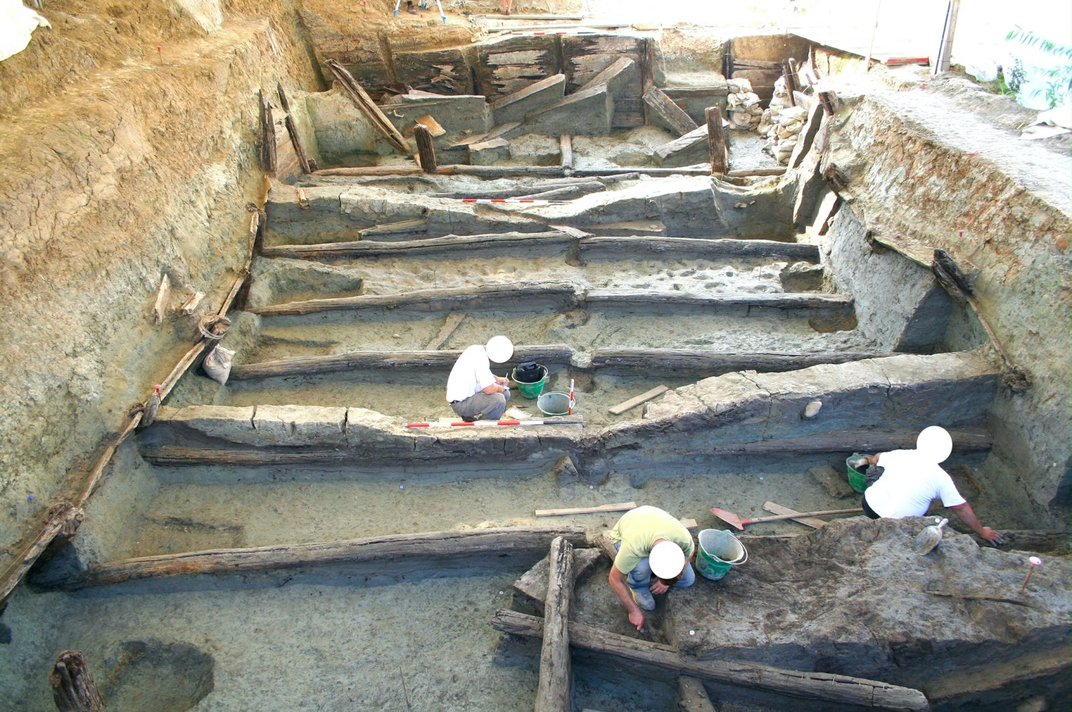 3,400-Year-Old Artificial Pool in Italy May Have Hosted Religious Rituals