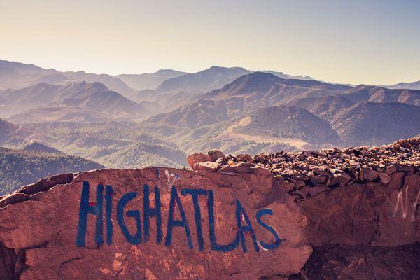 Atlas Mountains in Morocco thumbnail