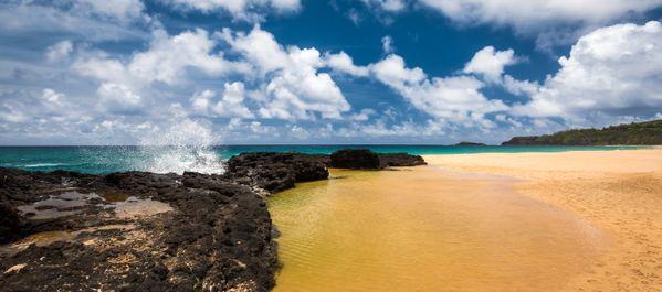 Kauapea Beach - Beauty like this is hard to keep secret thumbnail