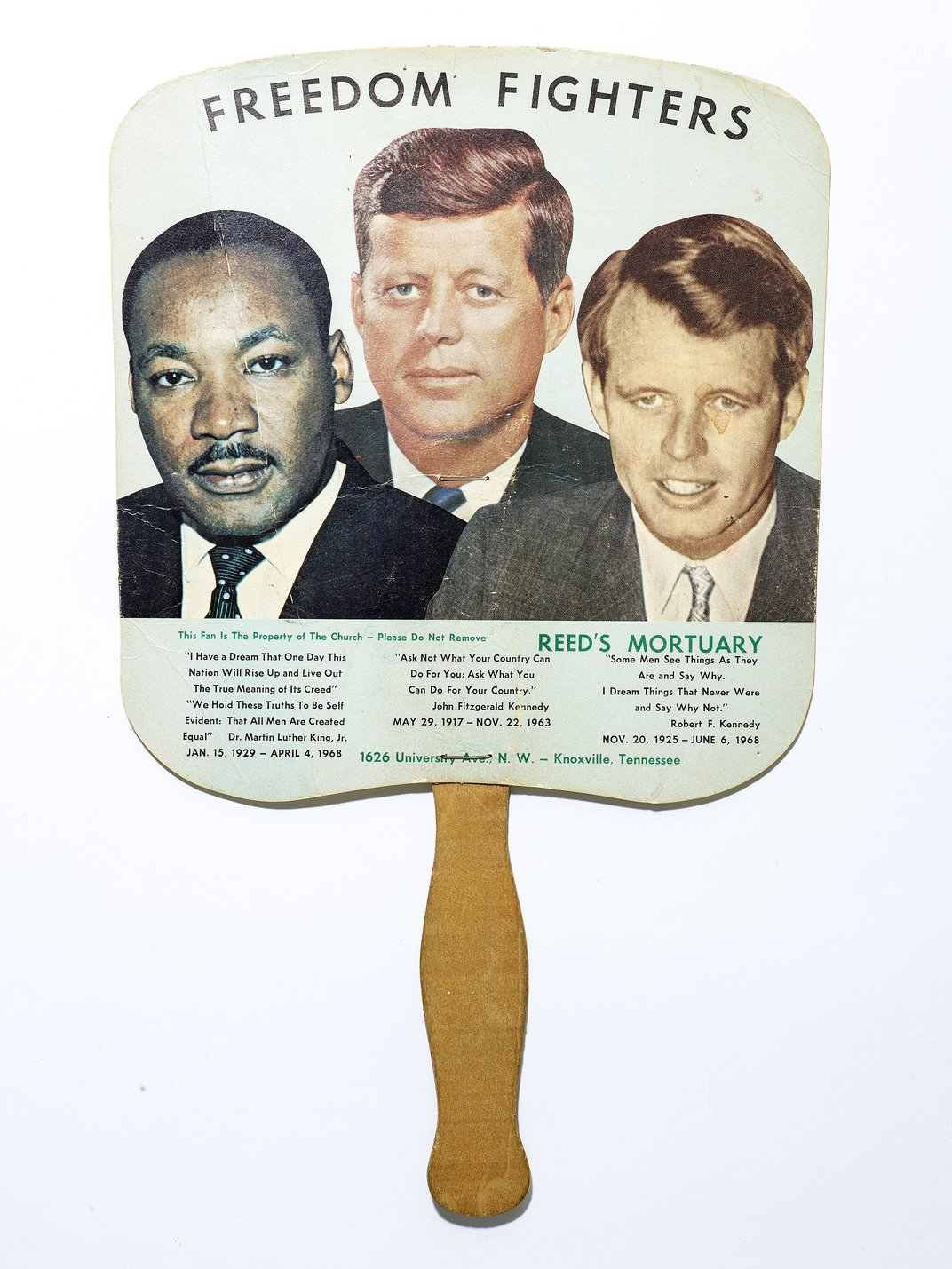 When Robert Kennedy Delivered the News of Martin Luther King's Assassination