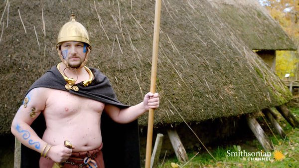 Preview thumbnail for Why Roman Soldiers Were Pretty Scared of Britain