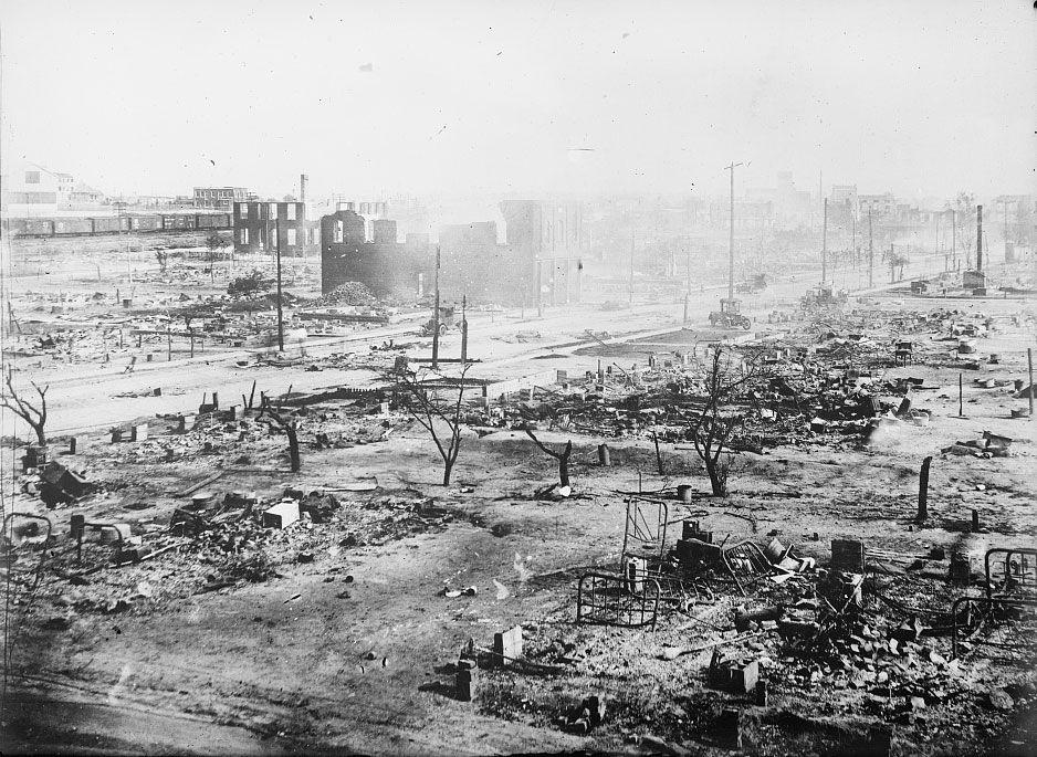 Lawsuit Seeks Reparations for Victims of 1921 Tulsa Race Massacre