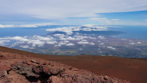 Above the clouds of Haleakala  thumbnail
