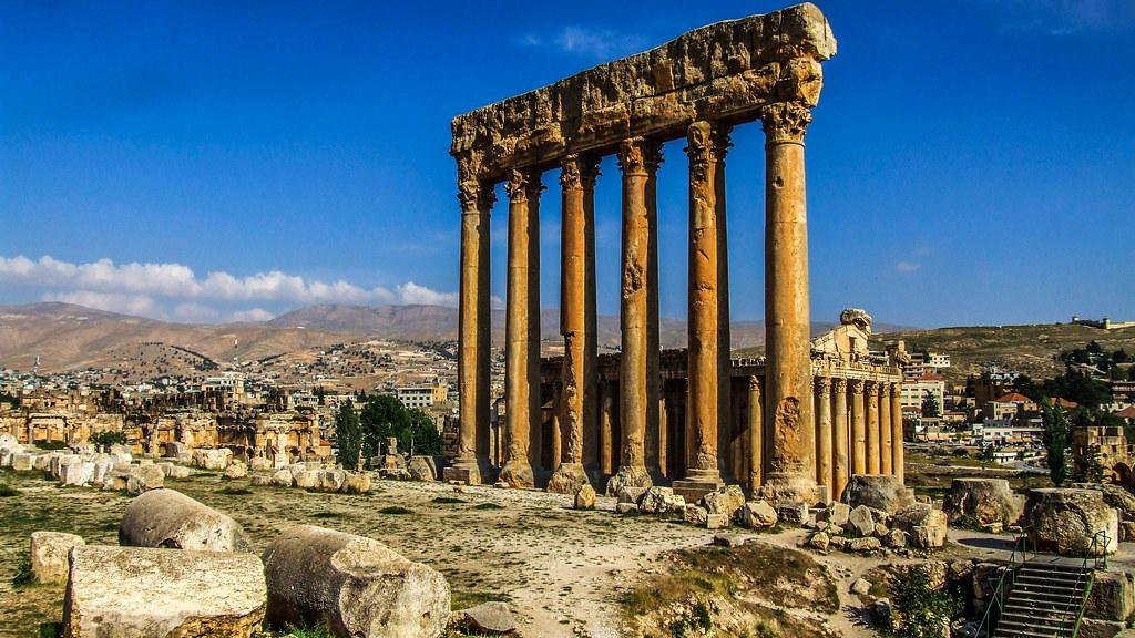 Virtual Tour Restores Baalbek's Stunning Roman Temples to Their Former Glory