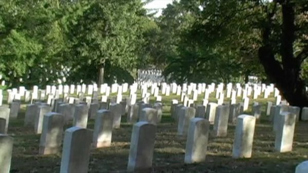 Preview thumbnail for The Residents of Arlington Cemetery