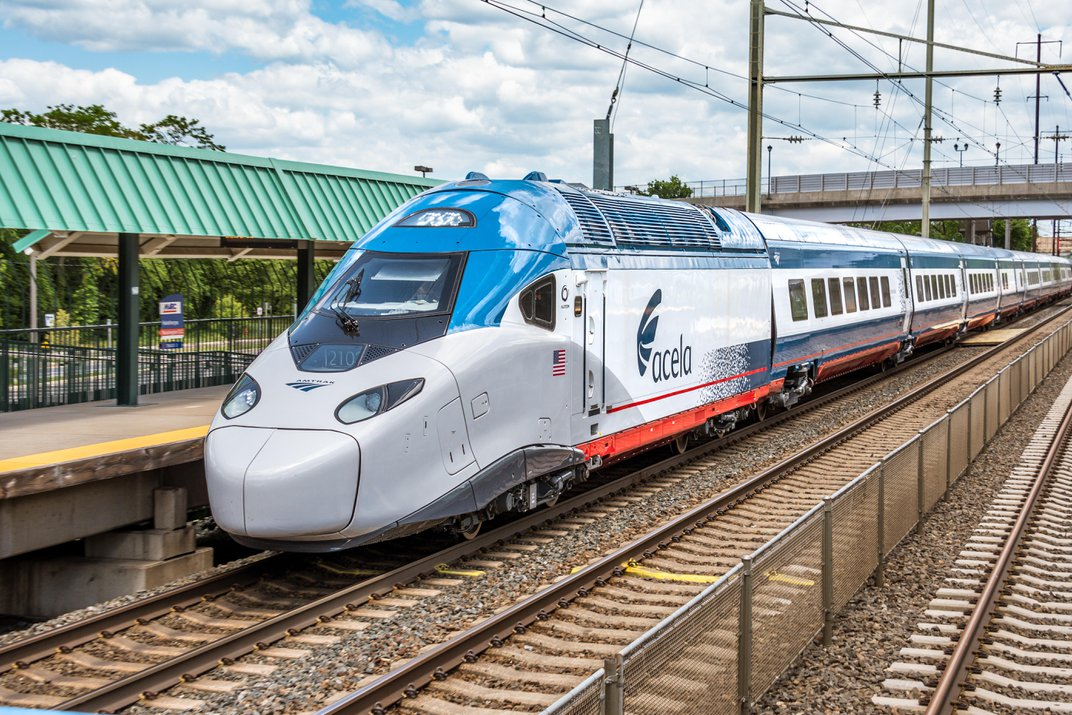 How Amtrak Is Innovating the Future of Rail Travel