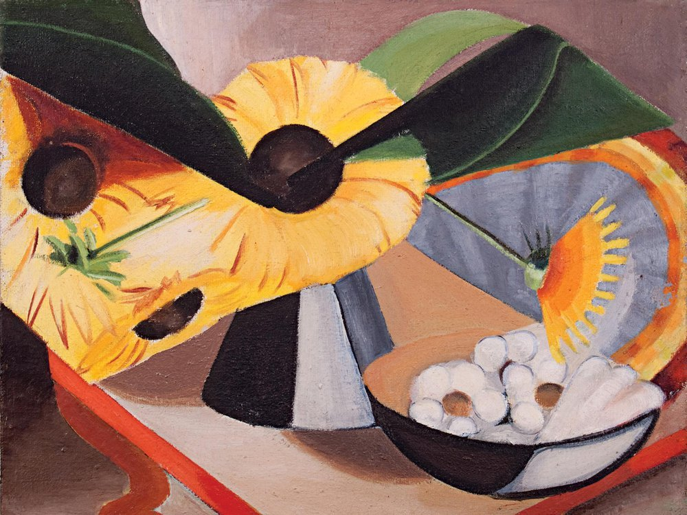 Dusti Bongé painting