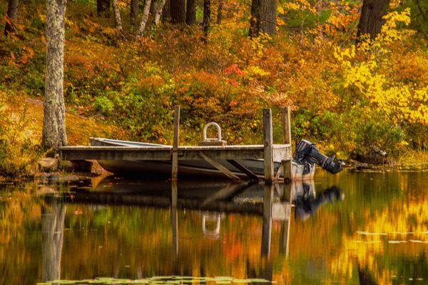 Autumn Reflection thumbnail