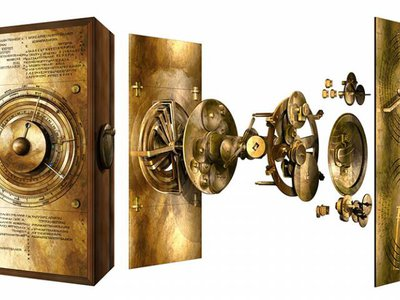 """Researchers have developed this theoretical model to explain the workings of the Antikythera mechanism, the 2,000-old ancient Greek device that is often referred to as the """"first computer."""""""