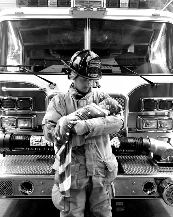 My daddy is a fireman... thumbnail
