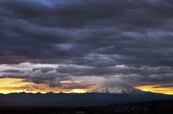 Mt. Rainier, Magical time thumbnail
