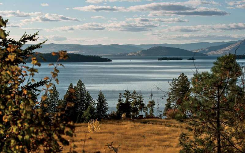 This Lake Is One of Montana's Best Kept Secrets